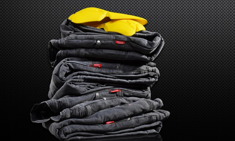 Kevlarowe jeansy