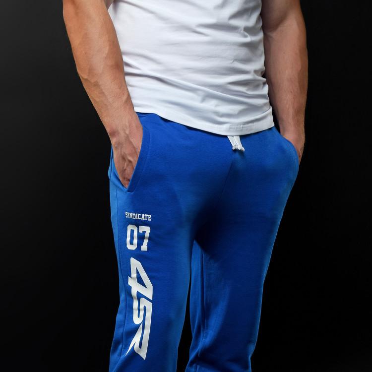 Spodnie Joggers Blue