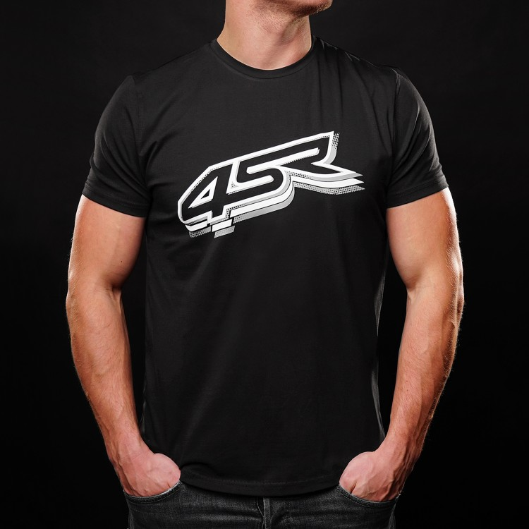 T-shirt Logo Black