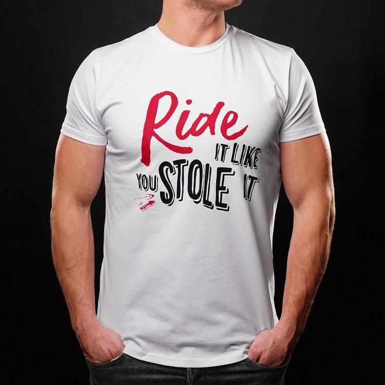 T-shirt Ride It