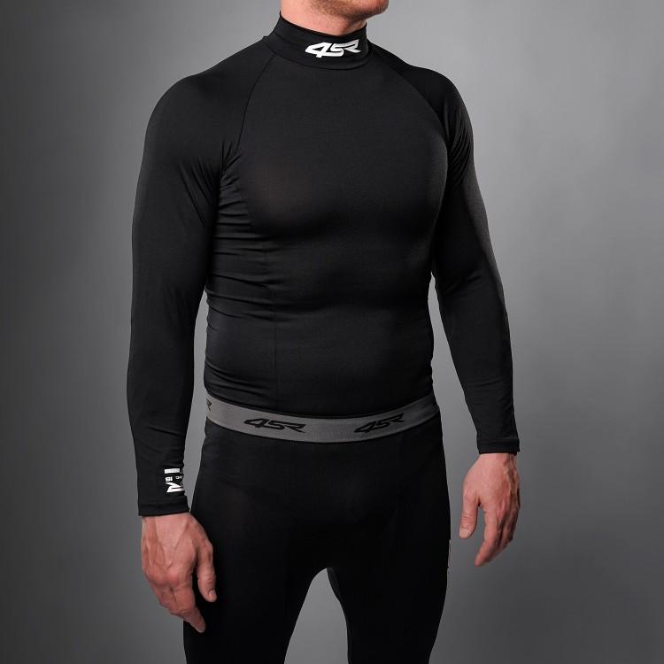 Funkcjonalna koszulka SIX-PACK Black