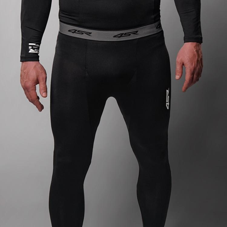Funkcjonalne spodnie SIX-PACK Black