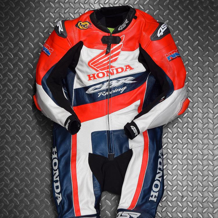 4SR kombineza na miru Honda CBR