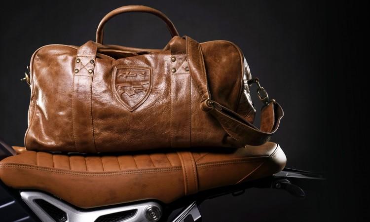 Skórzane torby podróżne na weekend