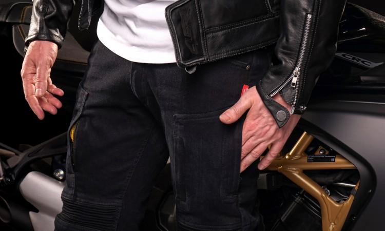 Kevlarowe jeansy Club Sport