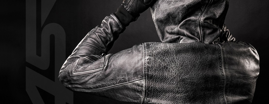 Hoodie Jacket - skórzana kurtka z kapturem