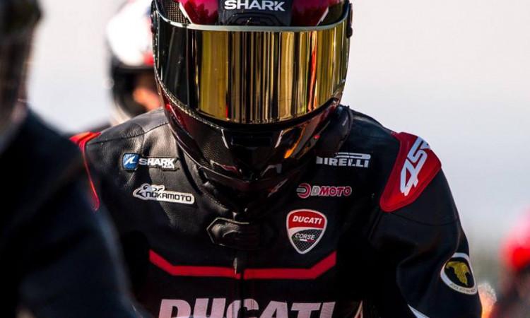 4SR Ducati suit m2m