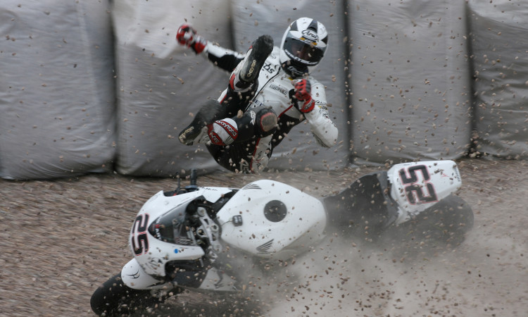 4SR Crash test - IDM Matěj Smrž