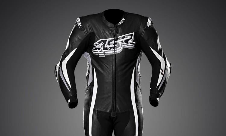 4SR jednoczęściowy kombinezon motocyklowy Racing Power AR Airbag Ready_02