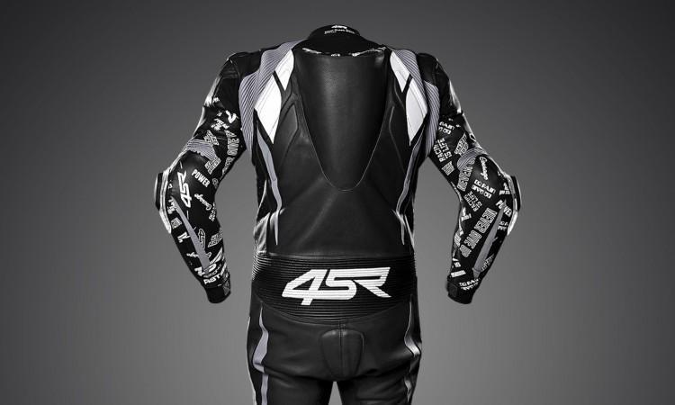 4SR jednoczęściowy kombinezon motocyklowy Racing Power AR Airbag Ready_03