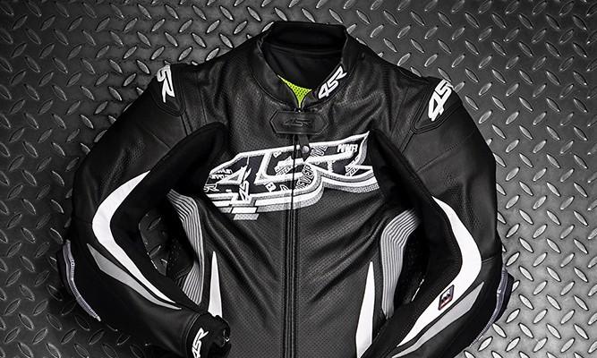 4SR jednoczęściowy kombinezon motocyklowy Racing Power AR Airbag Ready_04